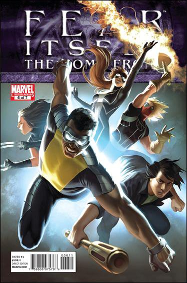 FEAR ITSELF HOME FRONT #6 NM (2011)