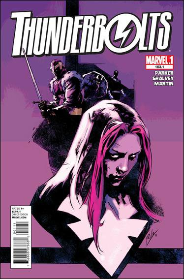 THUNDERBOLTS #163.1 NM (2011)