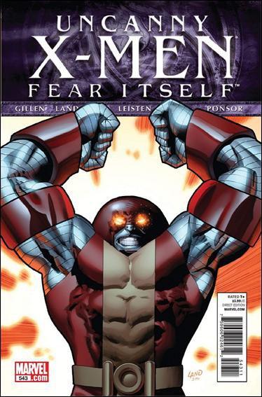 Uncanny X-Men #543 NM (2011)