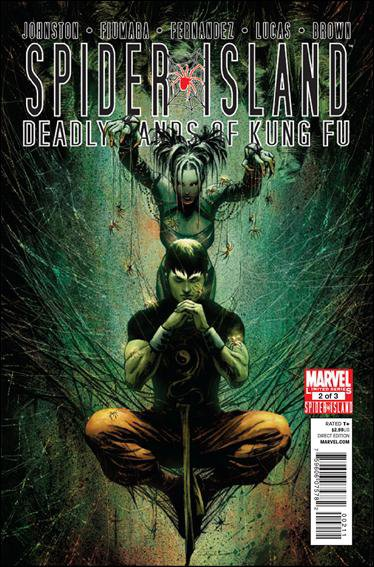 SPIDER-ISLAND: DEADLY HANDS OF KUNG FU #2 NM (2011) *SPIDER ISLAND*
