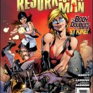 RESURRECTION MAN #2 NM (2011) THE NEW 52!