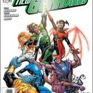 GREEN LANTERN: NEW GUARDIANS #1 NM (2011) THE NEW 52!