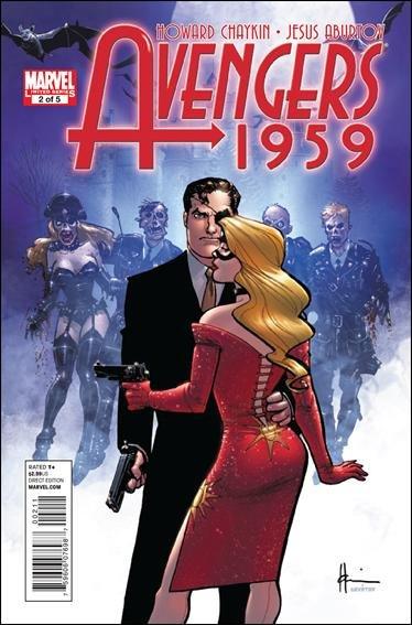 Avengers 1959 #2 nm (2011)