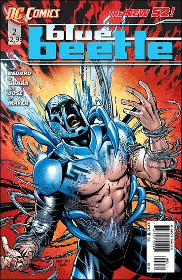 Blue Beetle #2 nm (2011) THE New 52!