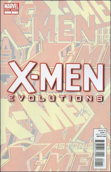 X-Men Evolutions #1 (2011) NM