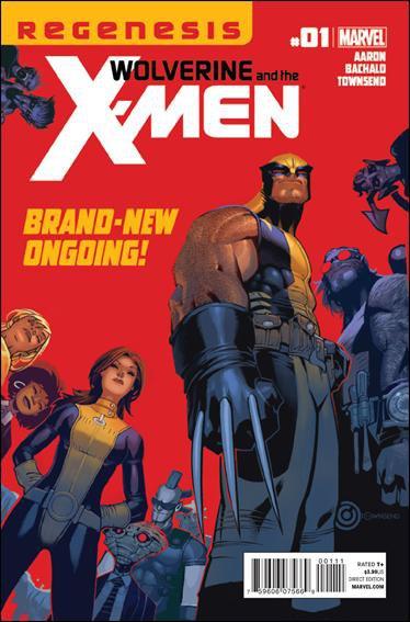 Wolverine And the X-Men #1 NM (2011) *Regenesis*
