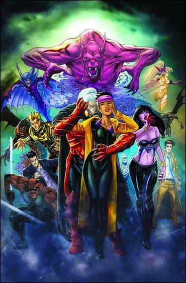 Vampires: Marvel Undead #1 NM (2011)