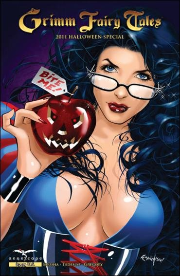 Grimm Fairy Tales 2011 Halloween Special Cover A