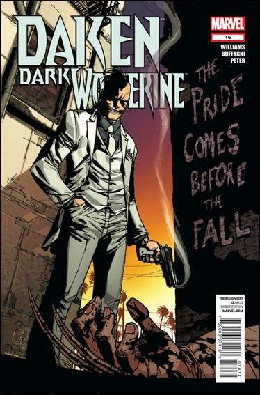 Daken Dark Wolverine #16 NM (2011)