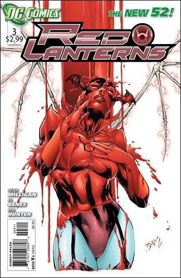 Red Lanterns #3 NM (2011) The New 52!