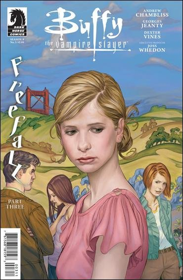 Buffy the Vampire Slayer; Season 9 #2 (Cover A) NM (2011)