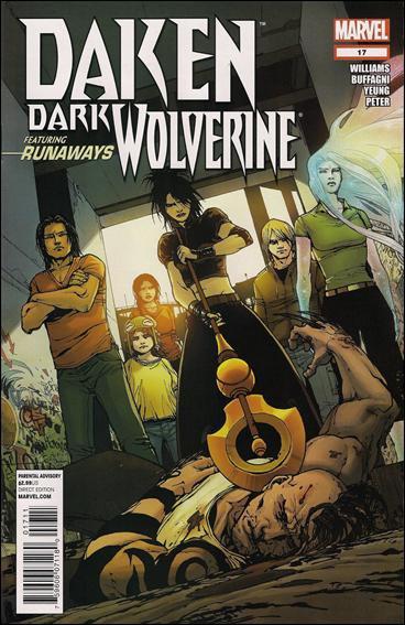 Daken Dark Wolverine #17 NM (2011)
