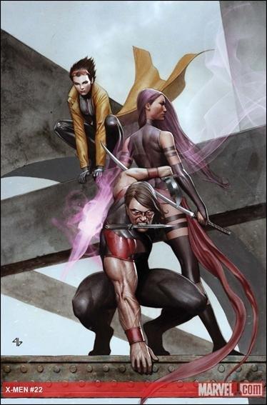 X-Men Volume 3 #22 NM (2011)