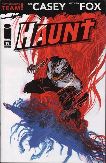 Haunt #19 (2011)
