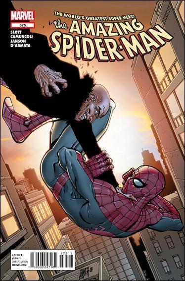 Amazing Spider-Man #675 NM (2011)