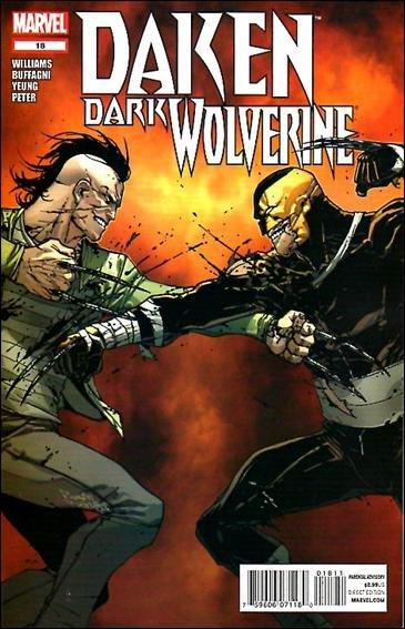 Daken Dark Wolverine #18 NM (2011)