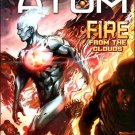 Captain Atom #4 NM (2011) The New 52!