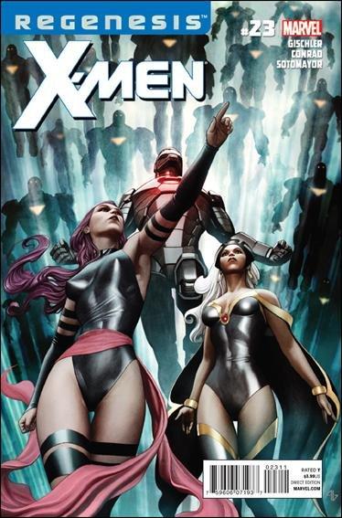 X-Men Volume 3 #23 NM (2012)