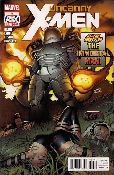 Uncanny X-Men #6 NM (2012) *Sale!*