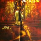 GRIMM FAIRY TALES PRESENTS: INFERNO (MINI PROMO POSTER)