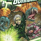 Green Lantern: New Guardians Annual #1 NM (2013)