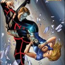 Bionic Man Vs Bionic Woman #1 D (2013) VF/NM