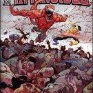 Invincible #100 NM (2013)G Ryan Ottley Wraparound cover