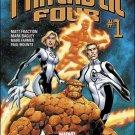 Fantastic Four (Vol 4) #1 (2013) VF/NM