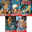 Fantastic Four (Vol 4) #1, 2, 3, 4, 5 (2013) VF/NM *Trade Set!*