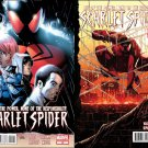 Scarlet Spider #12 & 12.1 [2012] NM