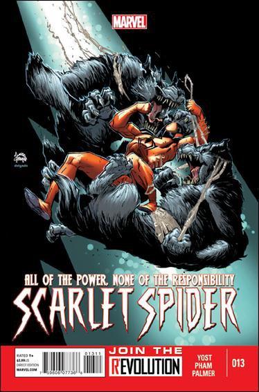 Scarlet Spider #13 [2012] NM