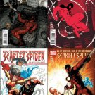 Scarlet Spider #6, 7, 8, 9 [2012] NM *Trade Set!*
