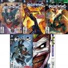 Nightwing #11, 12, 13, 14, 15 (2012) VF/NM *Trade Set!*