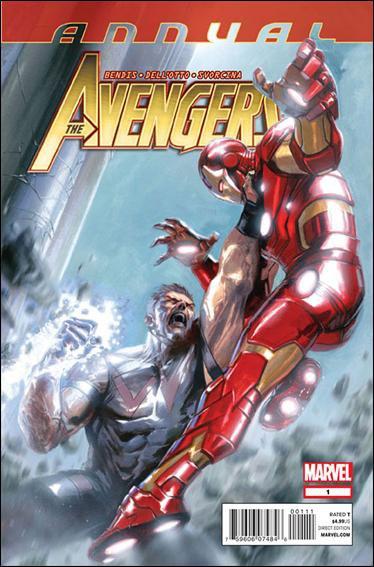 Avengers Annual 2012 #1 [2012]