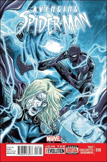 Avenging Spider-Man #18 [2013]
