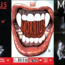 Morbius the Living Vampire #1 & 2 [2013] + Bonus Poster! *Marvel Now!*