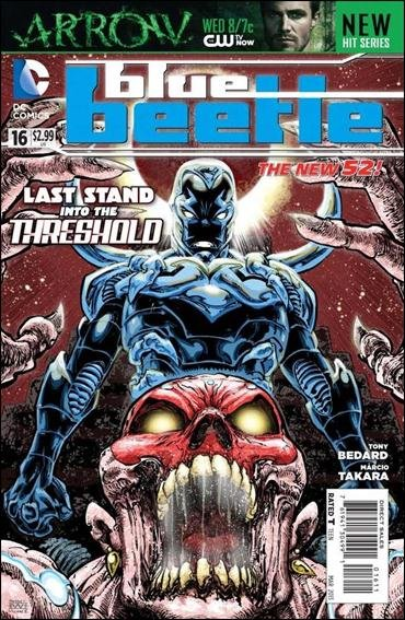 Blue Beetle #16 [2013]  VF/NM The New 52!