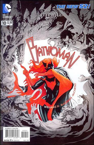 Batwoman #10 [2012] VF/NM *The New 52!*