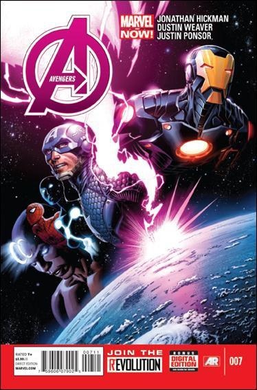 Avengers #7 [2013] VF/NM *Marvel Now*
