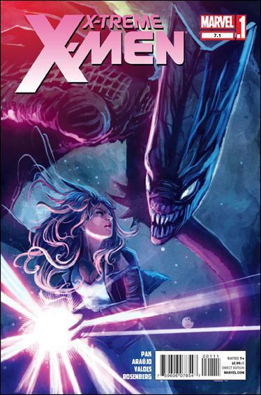 X-treme X-Men #7.1 [2012] VF/NM