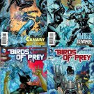 Birds of Prey #17 18 19 20 [2013] VF/NM *The New 52! Trade Set*
