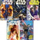 Star Wars #1, 2, 3, 4, 5 [2013] VF/NM *Trade Set*