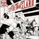 Amazing Spider-man #667 VF/NM Spider-Island Ramos lizard sketch variant