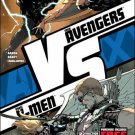 AvX: Vs #5 VF/NM 1st print