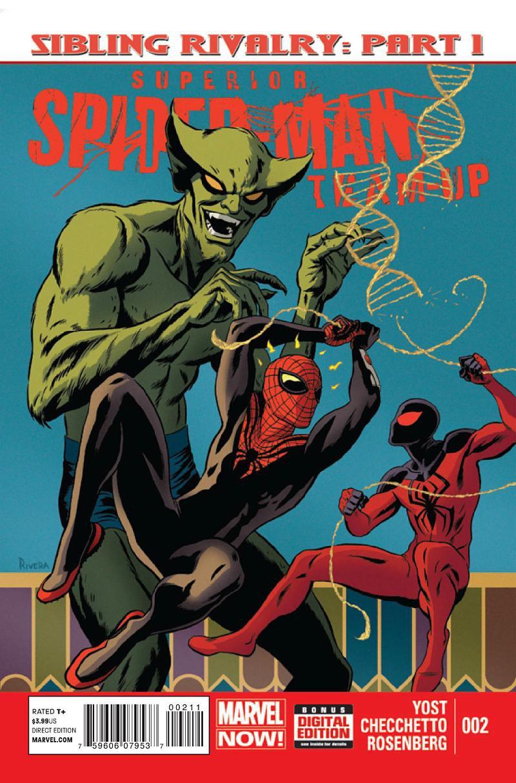 Superior Spider-Man Team Up #2 [2013] VF/NM