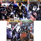 KISS4K: Legends Never Die / KISSmas Lot [2007] *5 issue Set*