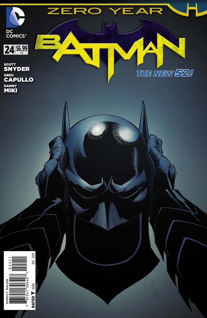 Batman (Vol 2) #24[2013] VF/NM *The New 52* *Zero Year*