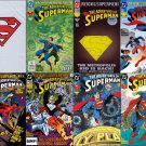 Adventures of Superman (Vol 1) 500 A 500 B 501 502 503 504 505 A 505 B [1993] VF/NM
