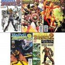 MARVEL ZOMBIES 2 trade set #1, 2, 3, 4, 5 *Complete Set*