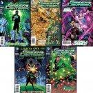 Green Lantern #21 22 23 24 25 [2013] Trade Set VF/NM DC Comics